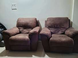 Sofa and chairs selling