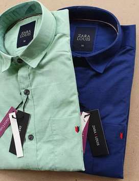 Shirts branded quality