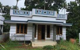A NEW 2BHK 750SQ FT 3.6CENTS HOUSE IN ANAKKALLU,THRISSUR
