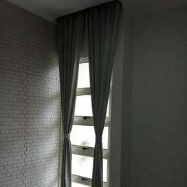 Hordeng gorden gordy kain ruangan dan bingkai jendela
