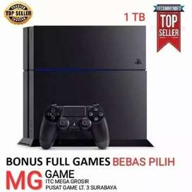 PLAYSTATION PROMO PS4 HDD 1TB FULL GAME