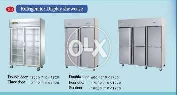 Commercial Imported freezer and refrigerator at factory price NEW 0