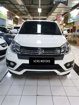 Daihatsu Terios R Adventure TX facelift 2015 KM 18rb SUPER ANTIK