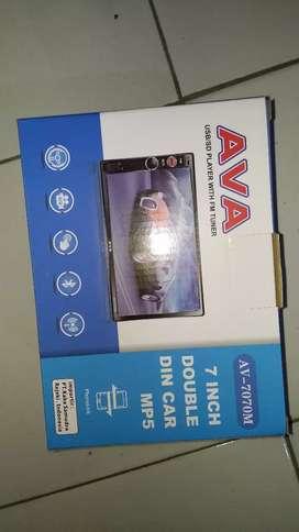 Doubledin deckless AVA fullHD, mirrorlink murmer # HD Audio Jogja