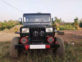 Classic jeep modified