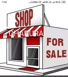 Shop at Chadura market
