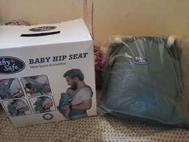 Di jual gendongan baby hip seat merk BABY SAFE