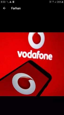 Vodafone HR Priyanka