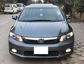 Honda Civic on Easy Installment