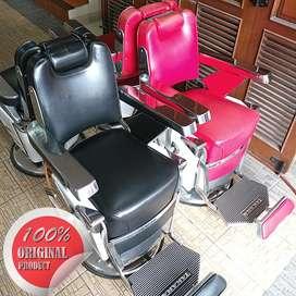 Kursi Barber Shop/Kursi Cukur Merek Takara (serius bisa nego)