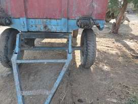 2 singal tyre trolly available