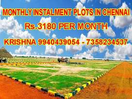 VERY VERY LOWEST PRICE APPROVED PLOTS IN CHENNAI LIMIT, 600 SQFT Rs165