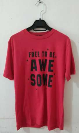 T Shirt Anak Oliver size S