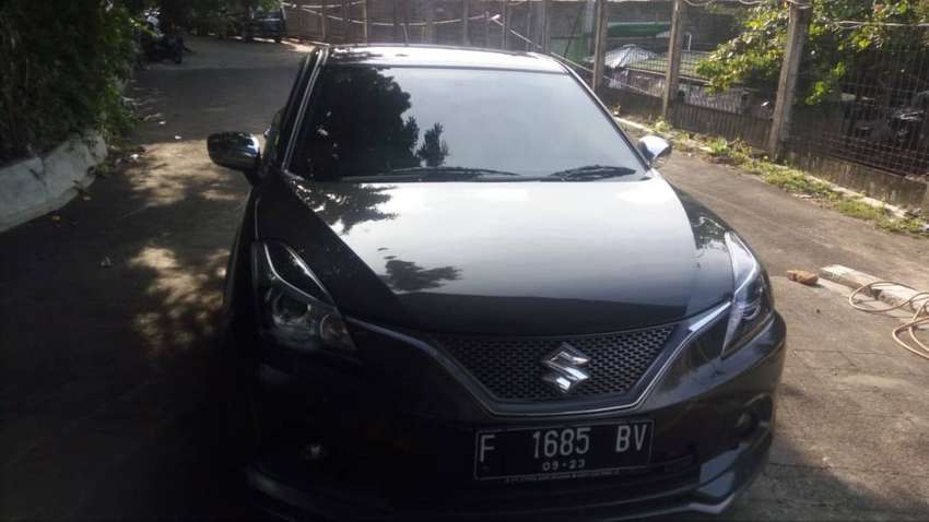 2018 Suzuki Baleno Manual Hatchback Km 17rb 0