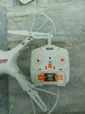 Drone with wifi  live camera.. 3 months old.