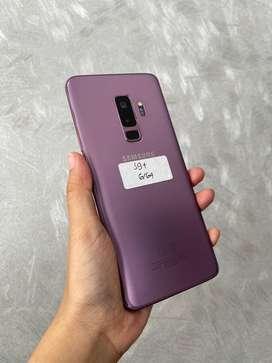Samsung s9+ 6/64 sein hp dus second bergaransi