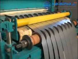 Slitting and Cut to length Machine (Steel)