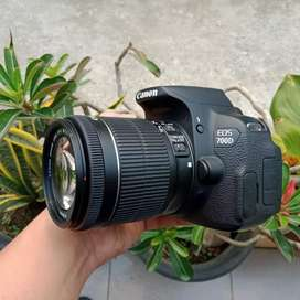 Canon 700d mulus