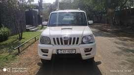 Mahindra Scorpio VLX 2WD Airbag BS-III, 2011, Diesel