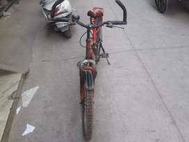 I sale my old cycle