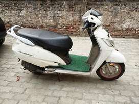 Activa 125 in good condition .