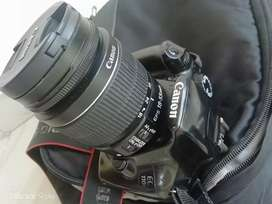 Canan 1100d 18. 55 lens beg charjar