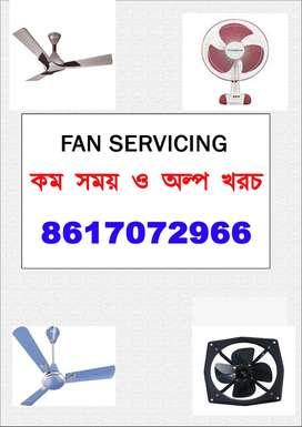 LCD,LED,CRT TV, Sound System, Light, Fan Servicing