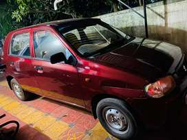 Wine red alto 2008 model non AC