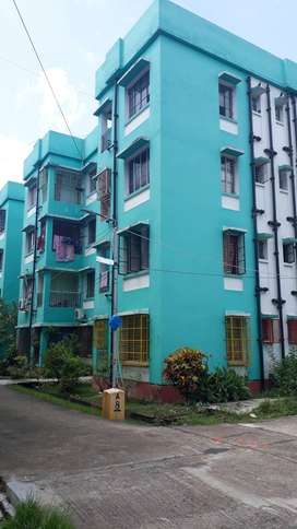 Unused flat on prime location at serampore