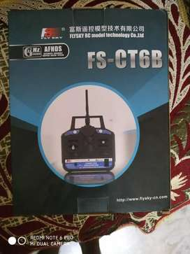 Fly sky ct6b drone remote