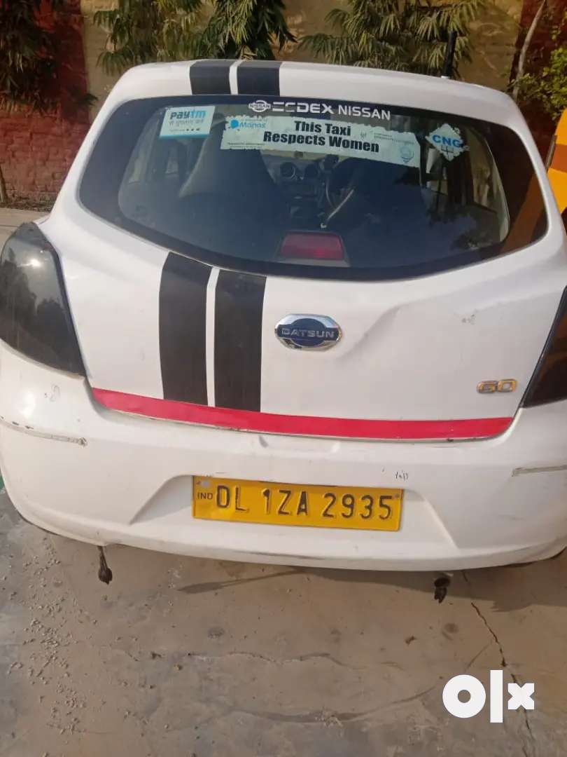 Datsun GO Commercial Car