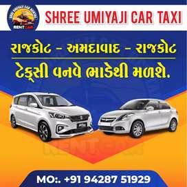 Rajkot Taxi Car Rent