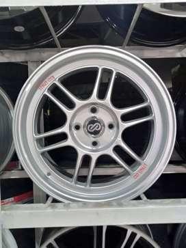 Velg racing murah Rpf1 R16 mobil jazz Yaris Mazda brio calya Vios sigr