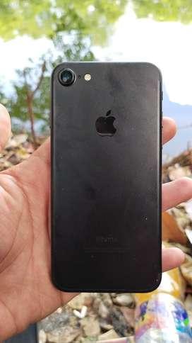 Iphone 7 MatteBalck 128GB