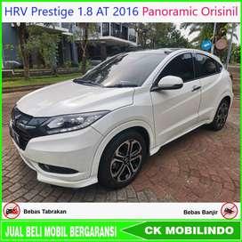 HRV 1.8 Prestige At 2016 Panoramic Orisinil Bisa Kredit