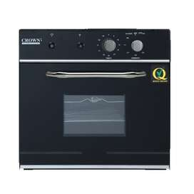 CROWN Gas Built-in Oven (B)