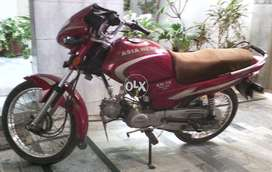 Hero Asia Motorcycle 70 cc is up for Sale