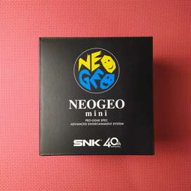 Dingdong Mini SNK Neo Geo