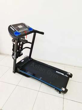 Ready treadmill elektrik TL 619 2hp trbaru promo pertengahan september