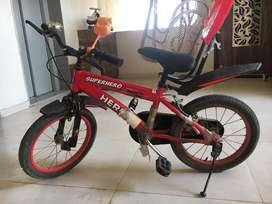 Sport bicycle for kids up to 7 yrs