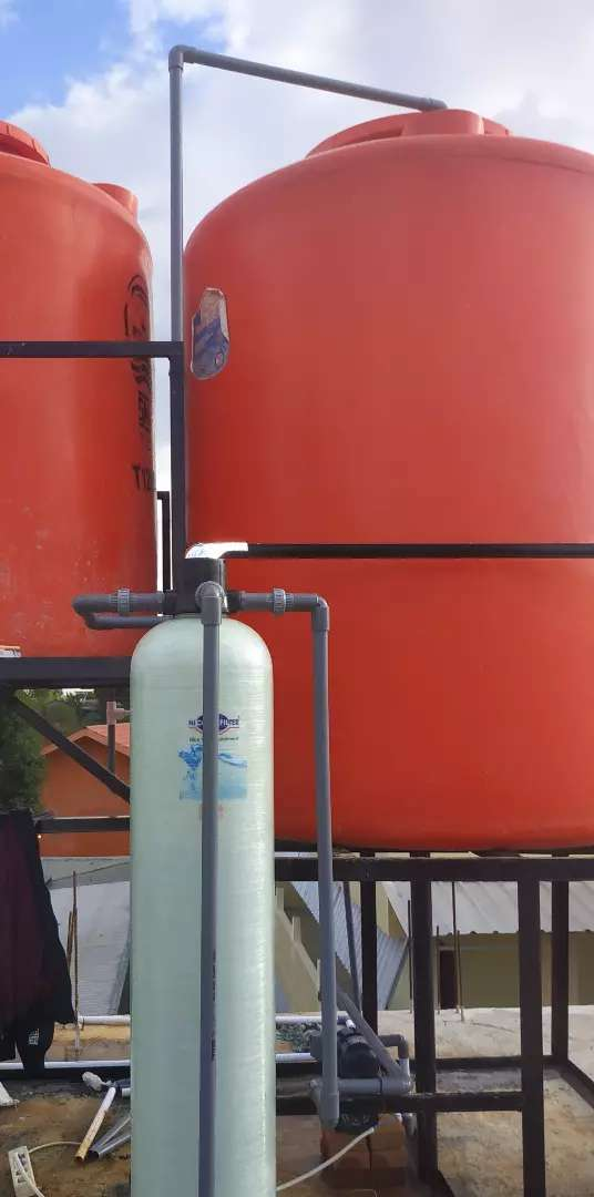 Jual filter/penyaring air sumur bor di makassar 0