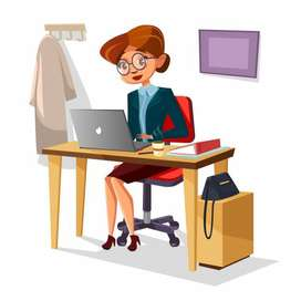 Looking for Female Back Office Executive