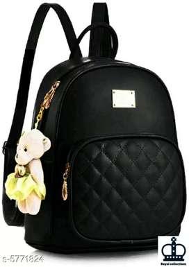 Voguish Classy Women Backpacks