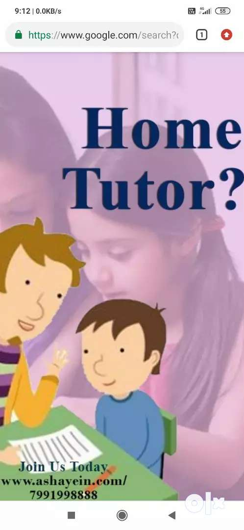 Need home tuition teacher in Ranchi 0