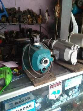 Jasa service pompa air, mesin cuci, sumur bor dan instalasi listrik