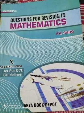 Mathematics (ABD's question bank)