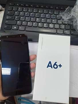 SAMSUNG A6+ 4GB