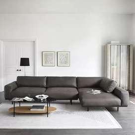 Sofa Minimalis Mewah Sofa Living Room Kursi L Minimalis