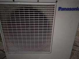 Jual AC panasonic 1/2 PK normal dan dingin ayo.. cepat