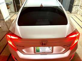 HONDA CIVIC VTI ORIEL 2019 Bumper to bumper Genuine